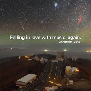 2015 will be the year of playlists - Here's Januarys #jesslist! 40