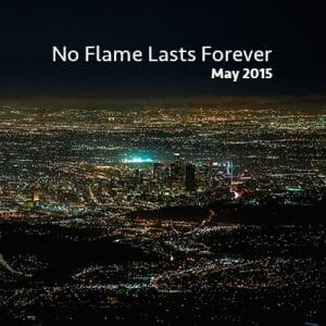 May #jesslist - No Flame Lasts Forever 20